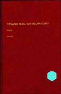 Organic Reaction Mechanisms 1995: An Annual Survey Covering the Literature Dated December 1994 to November 1995