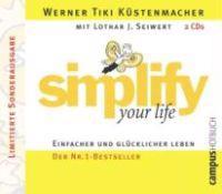 Kuestenmacher, W: Simplify/CD/SA