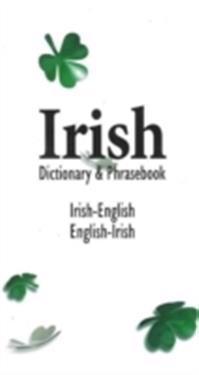 Irish/English English/Irish Dictionary and Phrasebook