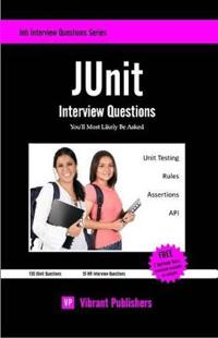 Junit Interview Questions You'll Most Likely Be Asked