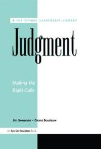 judgement by noel m tichy and Judgment: how winning leaders make great calls noel m tichy, author, warren g bennis, author  calling judgment the essence of leadership, they identify three judgment domains that can.