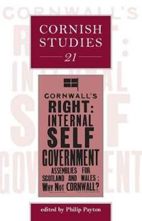 Cornish Studies, Twenty-One