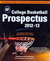 College Basketball Prospectus 2012-13