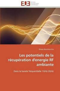 Les Potentiels de la R�cup�ration d'Energie RF Ambiante