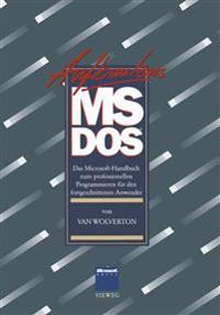 Aufbaukurs MS-DOS