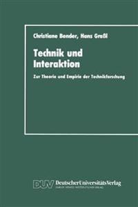 Technik Und Interaktion