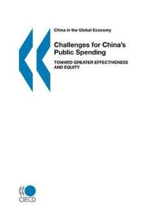 Challenges for China's Public Spending