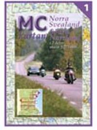MC-kartan Norra Svealand - Södra Norrland