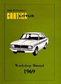 High Perf Lotus Cortina Wsm