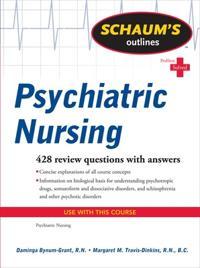 Schaum's Outlines Psychiatric Nursing