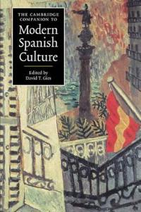 Cambridge Companion to Modern Spanish Culture