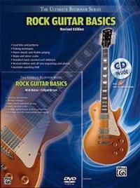 Rock Guitar Basics Mega Pack [With CD (Audio) and DVD]