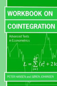 Workbook on Cointegration