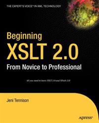 Beginning XSLT 2.0: From Novice to Professional