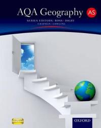 AQA Geography for AS Student Book