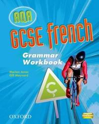 AQA GCSE French Grammar Workbook Pack (6 pack)