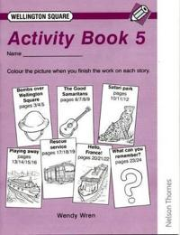Wellington Square Activity Book 5