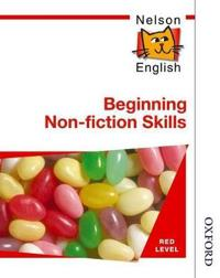 Red Level Beginning Non-fiction Skills