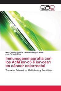 Inmunogammagrafia Con Los ACM Ior-C5 E Ior-Cea1 En Cancer Colorrectal