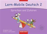 Lern-Mobile Deutsch 2. Sprechen und Zuhören. Arbeitsheft