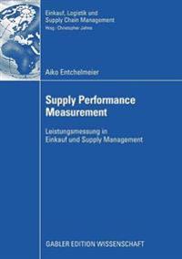 Supply Performance Measurement