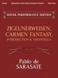 Zigeunerweisen, Carmen Fantasy, Introduction & Tarantella
