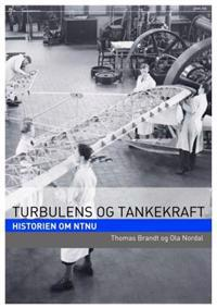 Turbulens og tankekraft - Thomas Brandt, Ola Nordal | Inprintwriters.org