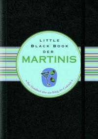Little Black Book der Martinis