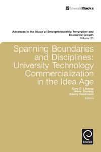 Spanning Boundaries and Disciplines