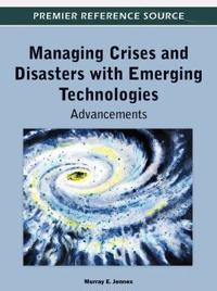 Managing Crises and Disasters with Emerging Technologies