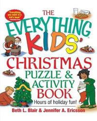 The Everything Kids' Christmas Puzzle and Activity Book