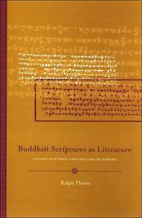 Buddhist Scriptures As Literature