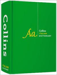 Collins italian dictionary complete and unabridged edition - 230,000 transl
