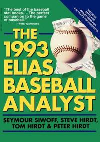 The 1993 Elias Baseball Analyst
