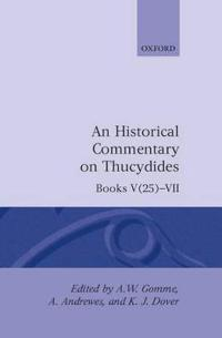 Historical Commentary on Thucydids Book 5