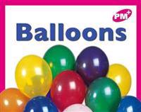 Balloons PM PLUS Magenta 1