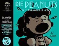 Peanuts Werkausgabe 02: 1953 - 1954