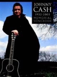 Johnny Cash 1932-2003 - memorial songbook