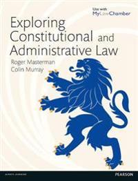 Exploring Constitutional and Administrative Law MyLawChamber Pack