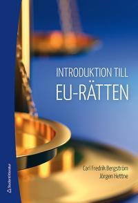 Introduktion till EU-rätten