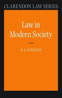 Law in Modern Society