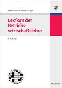 Lexikon Der Betriebswirtschaftslehre