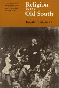 Religion in the Old South