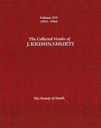 The Collected Works of J. Krishnamurti