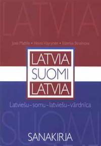 Latvia-suomi-latvia sanakirja