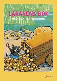 Mästerkatten Förskoleklass Lärarens bok