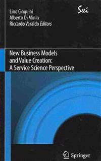 New Business Models and Value Creation