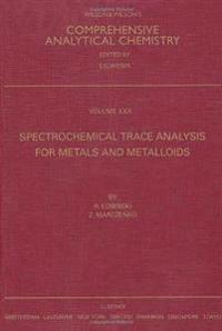 Spectrochemical Trace Analysis for Metals and Metalloids