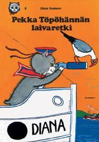 Pekka Töpöhännän laivaretki