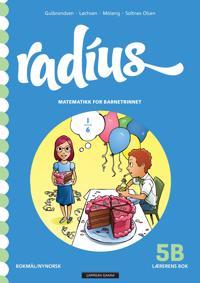 Radius 5B - Jan Erik Gulbrandsen, Randi Løchsen, Kristin Måleng, Vibeke Saltnes Olsen | Inprintwriters.org